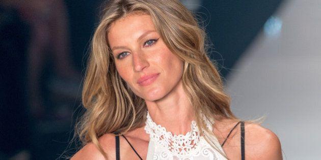 Gisele Bundchen, la modella più pagata al mondo, annuncia l'addio alle passerelle: