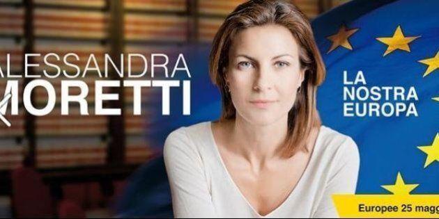 Alessandra Moretti candidata alla Regione Veneto, Ferruccio De Bortoli e Gad Lerner: