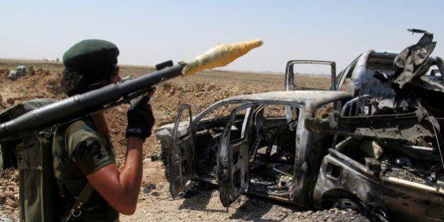Iraq, Usa e miliziani sciiti della Lega dei giusti uniti per liberare Amerli. Il paradosso che imbarazza