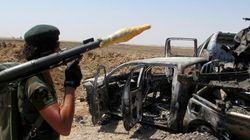 Usa e miliziani sciiti della Lega dei giusti fianco a fianco per liberare