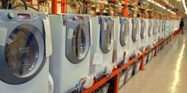 Whirlpool, Uilm: l'azienda ha dichiarato 1350 esuberi e vuole chiudere la Indesit di Caserta. Il governo:...