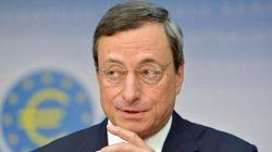 Draghi taglia ancora i tassi da 0,15% a