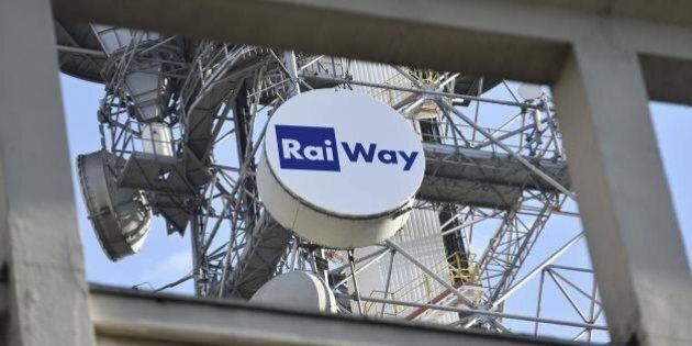 Rai Way chiude a Ei Towers: