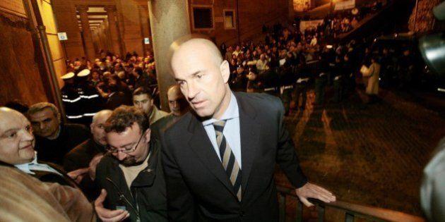 Luca Odevaine, Mafia Capitale. Gip: