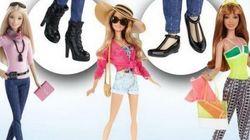 Dopo 56 anni, Barbie dice addio ai tacchi
