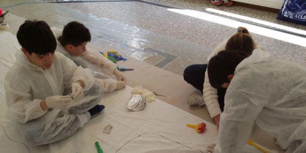 Un laboratorio per bambini autistici, che aiuta anche i loro genitori. Grazie ad Aita il gioco diventa...