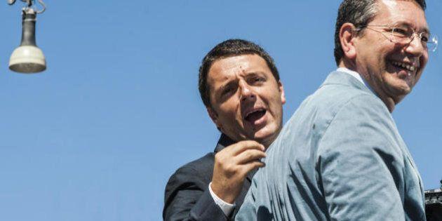 Mafia capitale. Matteo Renzi blinda Marino e Zingaretti. E chiama in causa i servizi
