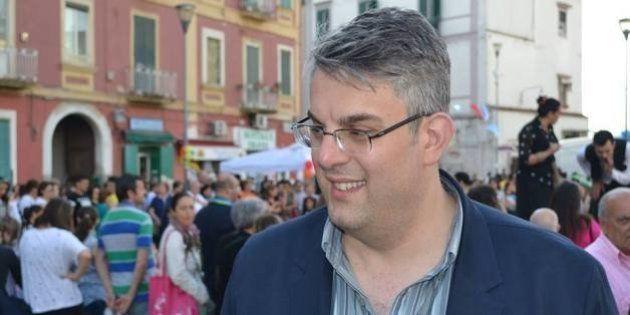 Giorgio Zinno, primo sindaco gay in Campania. È stato eletto col 60% a San Giorgio a