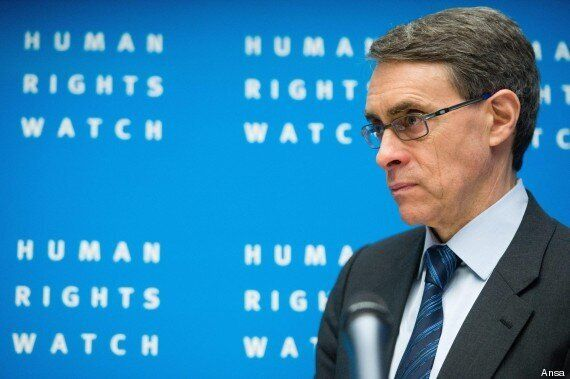 Midterm 2014, Kenneth Roth (Human Rights Watch):