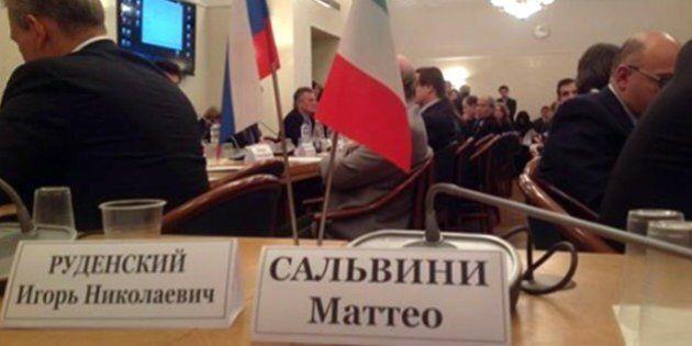 Lega e Russia, una storia di rapporti lunga 15 anni. Intervista a Gianluca Savoini, l'uomo di Salvini...