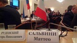 Salvini tenta l'asse con la Crimea (di F.