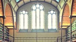16 foto di biblioteche belle da mozzare il fiato raccolte in tutto il