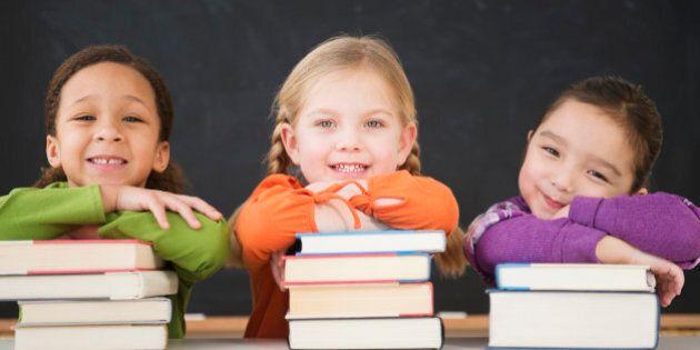 I bambini bilingue imparano più in fretta e sono più