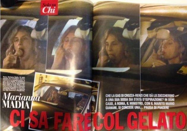 #Cisofareanchio, su twitter la campagna delle donne contro Chi e il servizio su Marianna Madia con il...
