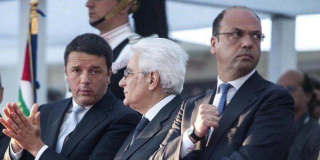 Quirinale, Angelino Alfano tentato dal sì a Sergio Mattarella. Ma aspetta un gesto da Renzi. Che