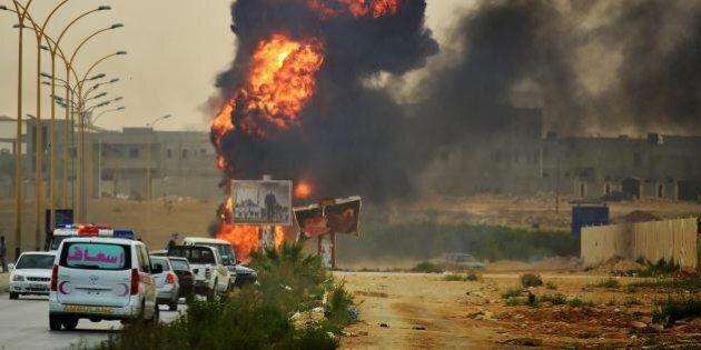 Libia, premier al-Thinni annuncia: