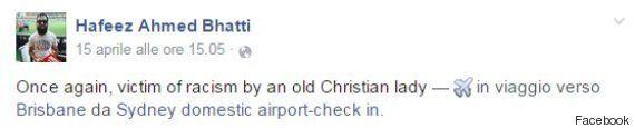 Donna musulmana insultata per aver indossato il velo. Ma Stacey Eden, 23 anni, la difende: