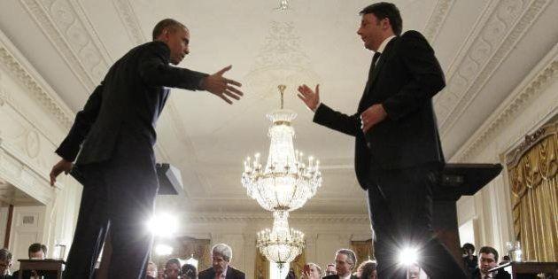 Incontro Renzi Obama: grandi complimenti, poche decisioni. Matteo incassa il super endorsement della...