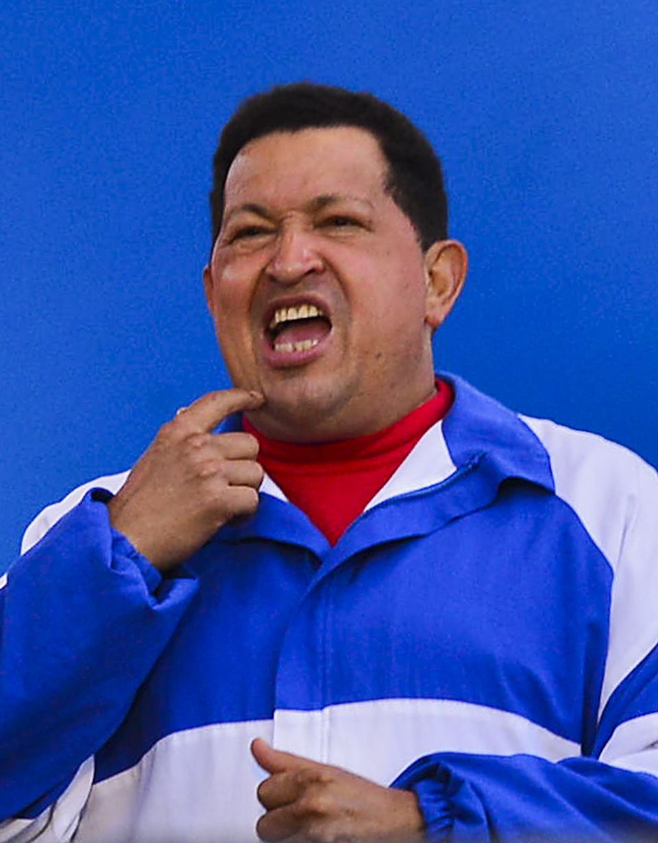 """""""He <a href=""""https://www.huffpost.com/entry/chavez-obama-reelection_n_2099906?utm_hp_ref=world"""">should </a>reflect first on h"""