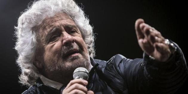 Sergio Mattarella presidente della Repubblica. Blog Grillo: