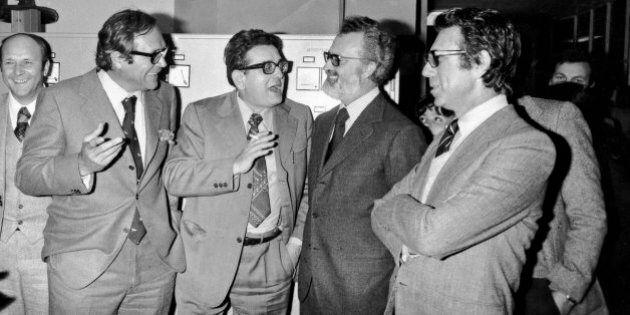 Mario Pirani, morto il giornalista che fondò La Repubblica con Eugenio Scalfari. Si è spento nella notte...