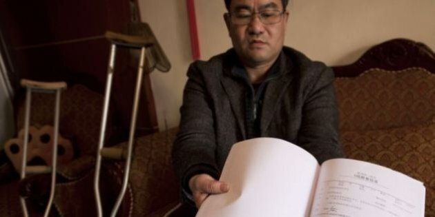 Cina, l'inferno del centro anticorruzione. Zhou Wangyan: