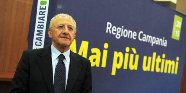 Vincenzo De Luca, il governo prende posizione: