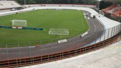 Schiaffi ai calciatori del Cagliari, devastato lo stadio di