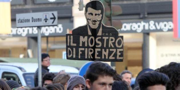 E Renzi evita il frontale coi sindacati: rispetto lo sciopero. I suoi: Ma la minoranza Pd non rappresenta...