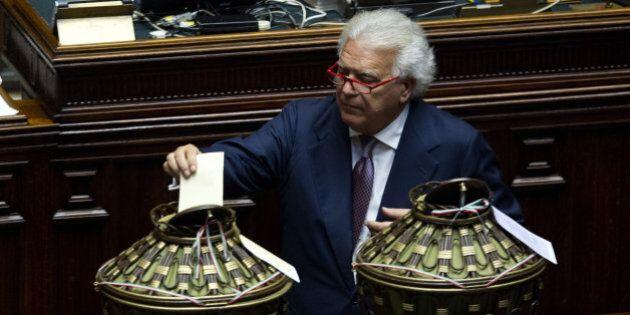 Mattarella presidente: resa dei conti in Forza Italia. Verdini e Letta nel mirino del cerchio magico:...
