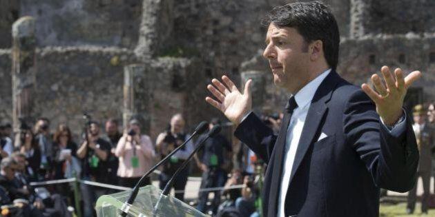 Matteo Renzi a Sanremo al teatro Ariston per sostenere Raffaella Paita. Il premier sarà anche a Venezia...