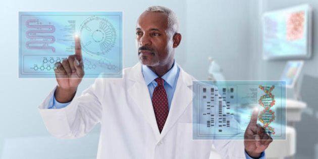 Condividi il tuo Dna tramite iPhone: l'idea dell'Apple per raccogliere il genoma umano per la ricerca....