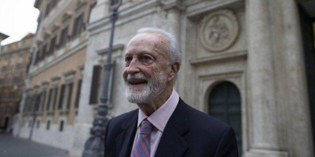 Eugenio Scalfari a In mezz'ora.