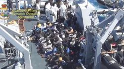 Strage di migranti senza precedenti. La solitudine dell'Italia, il silenzio