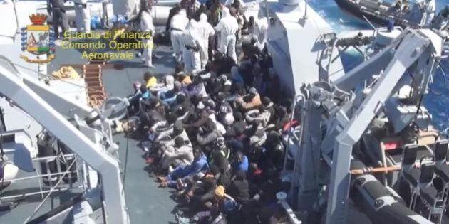Matteo Renzi e la strage di migranti senza precedenti. La solitudine dell'Italia, il silenzio