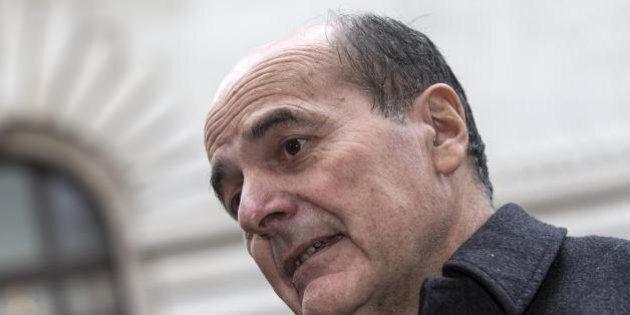 Pierluigi Bersani a Che Tempo Che Fa: