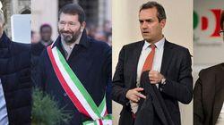 Vince Nardella, si salva Fassino, gli altri big in