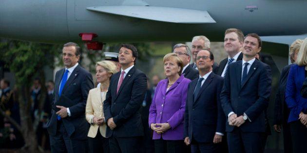 Vertice Nato, pari e patta: Italia e Germania incassano la linea soft sull'Ucraina, Usa e Gb il pugno...