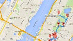 Tutta New York a piedi in 4 ore e mezzo? Si