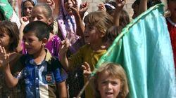Isis, in 100 bambini in ostaggio dei