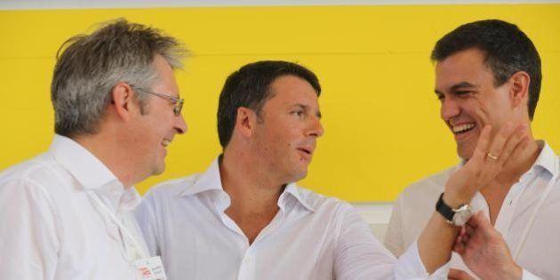 Matteo Renzi alla Festa dell'Unità: il patto del tortellino gli consegna la leadership del