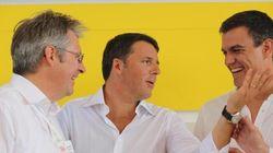 Matteo Renzi alla Festa
