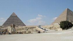 Le piramidi hanno paura dei