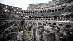 Al Colosseo ritorna il montacarichi per le belve dell'imperatore
