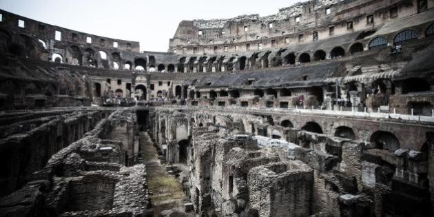 Colosseo, torna il Montabelve di Domiziano. Dario Franceschini: