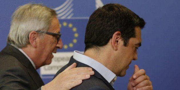 Alexis Tsipras boccia la proposta di Jean-Claude Juncker: