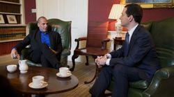 Varoufakis-rockstar a Downing Street