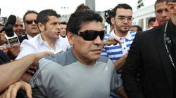 Maradona, che rissa in Croazia