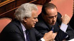 Berlusconi e Verdini si vedono: nulla di