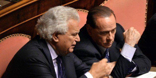 Silvio Berlusconi, incontro con Denis Verdini interlocutorio. Presenti anche Gianni Letta e Fedele